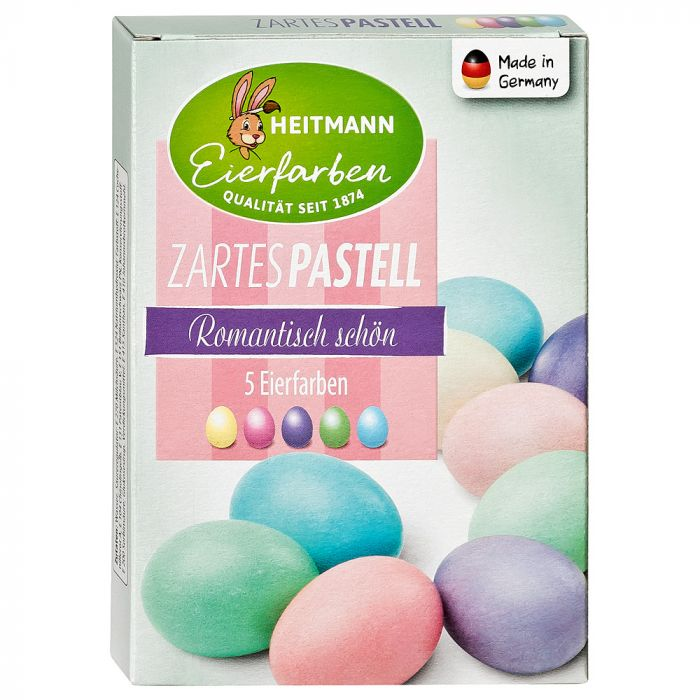 Eierfarben Kaltfarben Ostereier Ostern Eier Ostereifarben 5 Farben