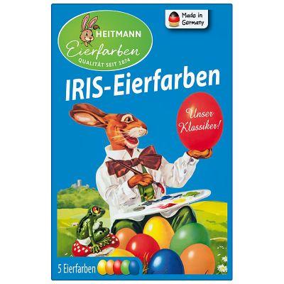 Iris-Eierfarben